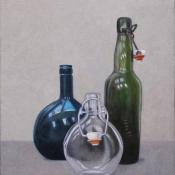 drie-flessen